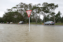 Heavy rain that has caused flooding around the North Island is expected to continue tomorrow. Photo / Steven McNicholl