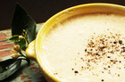 Greek lemon and rice soup is a real classic. Photo / Janna Dixon