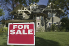 Purchases of previously owned US houses fell 0.9 per cent in January - an unexpected dip that hit share markets. Photo / Thinkstock