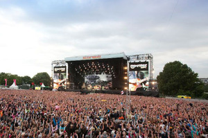 The Isle of Wight Festival. Photo / Supplied