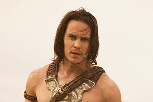 A scene from troubled film John Carter. Photo / Supplied