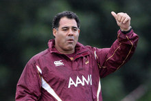 Mal Meninga. Photo / Getty Images.