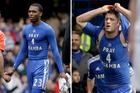 Daniel Sturridge and Gary Cahill reveal tributes to Fabrice Muamba. Photo / AP