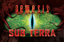 Alton Towers' new Nemesis Sub-Terra ride is billed as 'your worst nightmare underground'.  Photo / Supplied