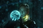 Michael Fassbender in Prometheus.