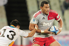 The Cheetahs have won two of the last three matches against the Crusaders. Photo / Getty Images