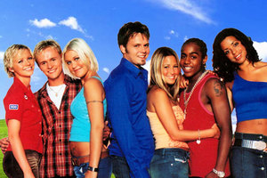S Club 7 are getting set to party again.  Photo / Supplied