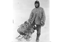 Captain Robert Falcon Scott in 1911. Scott and four others died 100 years ago while in a race for the South Pole. Photo / Supplied