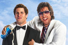 Andy Samberg and Adam Sandler in That's My Boy. Photo / Supplied