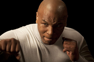 Mike Tyson is heading to the stage for a one-man show he hopes to take to Broadway. Photo / Supplied