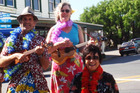 Ukulele enthusiasts gather in May for the Coromandel Ukulele Festival. Photo / Supplied