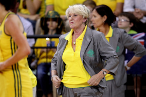 CHALLENGER: Former Diamonds coach Norma Plummer has taken on the underachieving Perth side. Photo / Getty Images