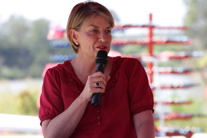Anna Bligh. Photo / Getty Images