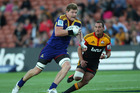 VERSATILE: Blindside is Adam Thomson's best position but he can play anywhere in the loose forwards. Photo / Getty Images