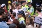 Hyde Street Keg Party on Saturday 24 March 2012 picture supplied credit: OTAGO DAILY TIMES