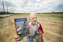 Ivan Mauger says focus wins. Photo / APN