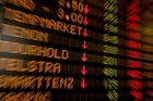 The Australian stock market closed flat after overseas bourses failed to inspire investors with a strong lead.