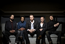 A hometown crowd came out to support British band Elbow. Photo / Supplied