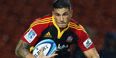 Sonny Bill Williams may be off to South Africa. Photo / Getty