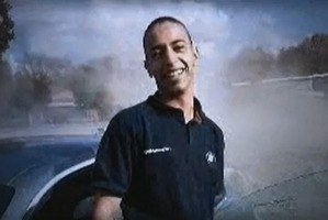Mohammed Merah's deadly gun rampages will not be screened by Al-Jazeera. Photo / FRANCE 2