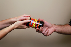 Marmite is in short supply. Photo / Doug Sherring