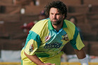 The upside of social media is that it levels the playing field. Chris Cairns in his days playing for the Chandigarh Lions. Photo / AP