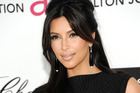 Kim Kardashian. Photo / AP