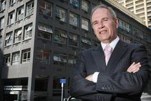Auckland Mayor Len Brown. Photo / Greg Bowker