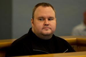 Kim Dotcom's extradition hearing is set for August. Photo / Brett Phibbs