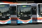 In bus talk, 'reliability' means a scheduled bus actually reaching its destination.  Photo / Brett Phibbs