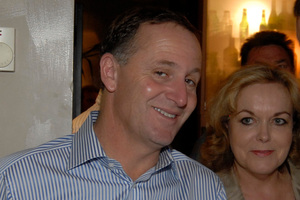 John Key has twice asked his ACC Minister, Judith Collins, if she leaked a private email from Michelle Boag. Photo / Michael Craig