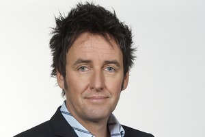 Mike Hosking's deal with SkyCity is understood to be worth thousands of dollars. Photo / Supplied