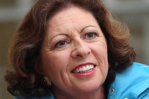 Former National Party president Michelle Boag. Photo / Brett Phibbs