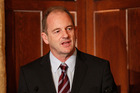 David Shearer and his colleagues finally have the Government in their sights. Photo / Mark Mitchell