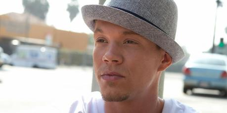 Third place winner of US X Factor 2011, Chris Rene has stormed to the top of the NZ Chart with his single 'Young Homie'. Photo / Supplied