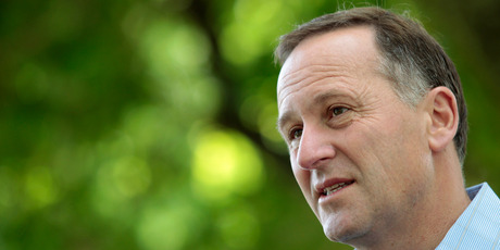 Prime Minister John Key. Photo / Richard Robinson