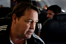 All Blacks coach Steve Hansen.  Photo / Sarah Ivey