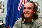 Adrenalin junky AJ Hackett. Photo / NZPA