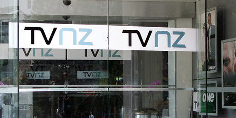 TVNZ. Photo / NZPA