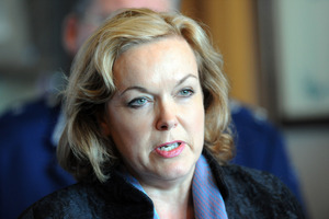 Judith Collins. Photo / File