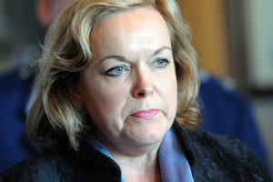 ACC minister Judith Collins. File photo / NZPA