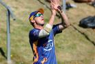 Hamish Rutherford. Photo / NZPA