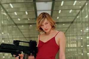 Characters such as Milla Jovovich's Alice in the Resident Evil films are partly to blame for real-world violence, according to Professor Greg Newbold. Photo / supplied