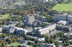 University of Canterbury. File photo / NZ Herald