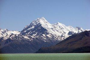 Pukaki is one of Meridian's key storage lakes. Photo / APN