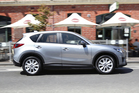 Mazda has changed the rules on fuel combustions for the CX-5, making it more economical and more powerful. Photo / Supplied