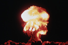 'The risk of nuclear terrorism is the sum of all nightmares,' says Alexander Gillespie.  Photo / Thinkstock.
