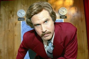 A sequel to Anchorman: The Legend of Ron Burgundy is happening, according to Will Ferrell. Photo / Supplied