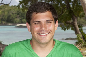 Colton Cumbie has been medically evacuated from Survivor: Samoa. Photo / Supplied