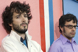 Flight of the Conchords will play a second show at Vector Arena.  Photo / Supplied